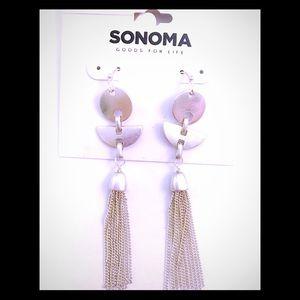 Sonoma Jewelry - Tassel Earrings